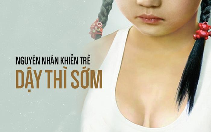 Dậy thì sớm ở bé gái và những hệ lụy sức khỏe » Báo Phụ Nữ Việt Nam