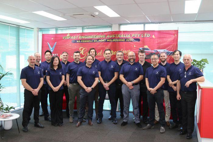 VinFast khai trương văn phòng tại Australia - Ảnh 2.