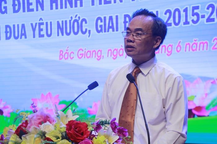 Hội LHPN tỉnh Bắc Giang biểu dương 102 tập thể, cá nhân điển hình - Ảnh 1.