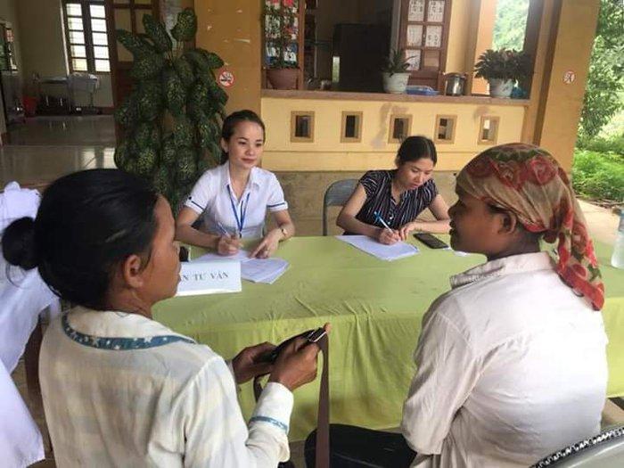 Ra mắt Đội phản ứng nhanh hỗ trợ phụ nữ, trẻ em bị bạo lực, xâm hại tình dục, mua bán người tại Quỳnh Lưu - Ảnh 2.