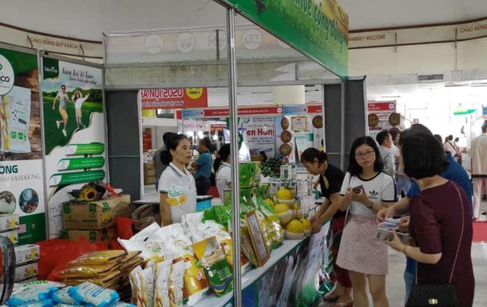 150 gian hàng góp mặt tại Tuần hàng Việt thành phố Hà Nội 2020 - Ảnh 3.