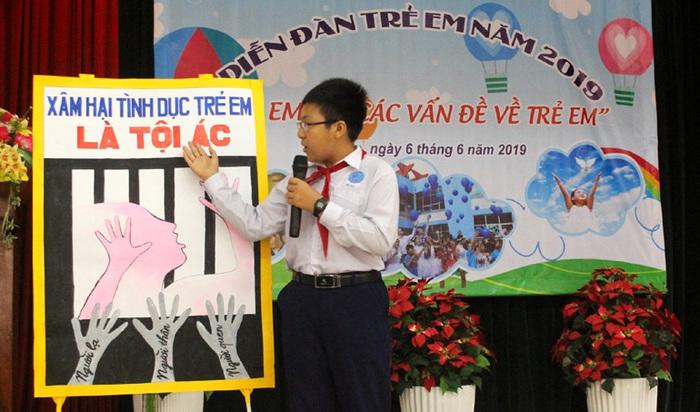 3 vấn đề ưu tiên trẻ em muốn Việt Nam hành động nhiều hơn - Ảnh 1.