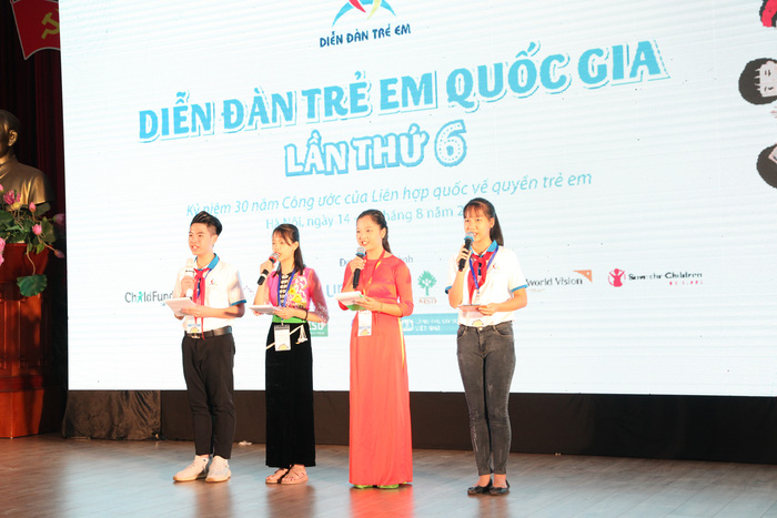 3 vấn đề ưu tiên trẻ em muốn Việt Nam hành động nhiều hơn - Ảnh 3.