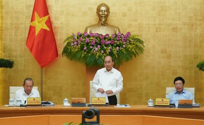 Thủ tướng: Tiếp tục đưa ra biện pháp mạnh mẽ chống xâm hại và sự cố với trẻ em - Ảnh 1.