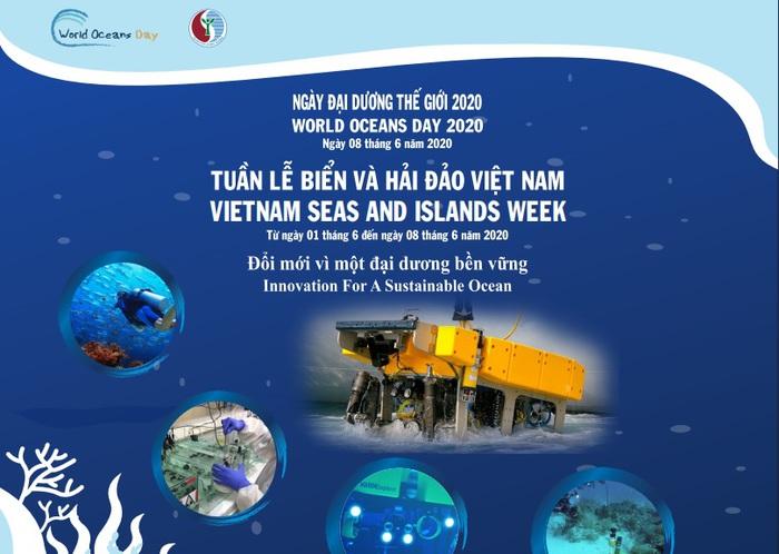 Nhiều hoạt động hưởng ứng Tuần lễ Biển và Hải đảo Việt Nam năm 2020 - Ảnh 1.