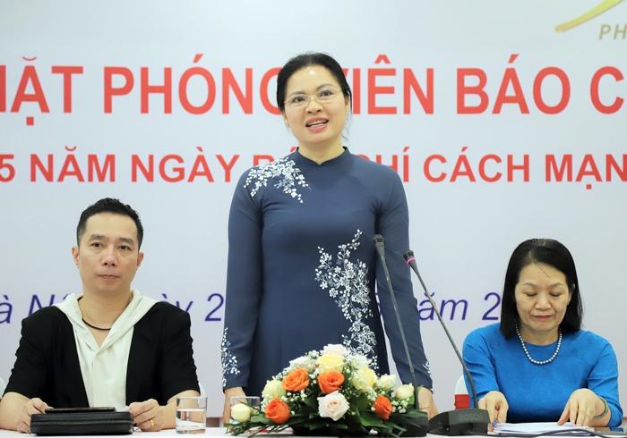 """Hội LHPNVN công bố chuỗi hoạt động sự kiện """"Áo dài - Di sản văn hóa Việt Nam"""" - Ảnh 1."""