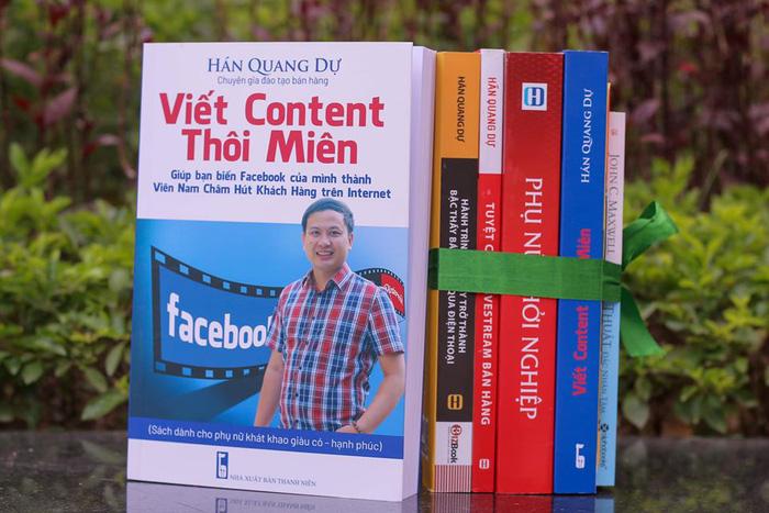 Cuốn sách giúp nữ start-up biến Facebook thành viên nam châm hút khách - Ảnh 1.