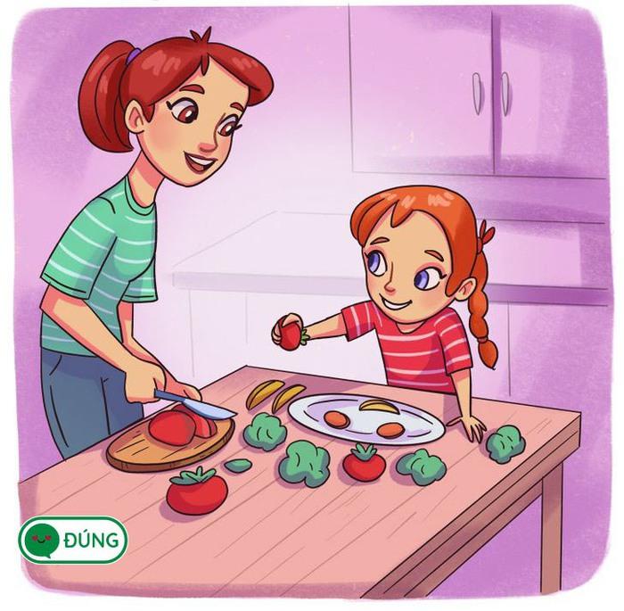 15 sai lầm trong ăn uống cha mẹ thường ép khiến trẻ lười ăn trong tương lai - Ảnh 9.