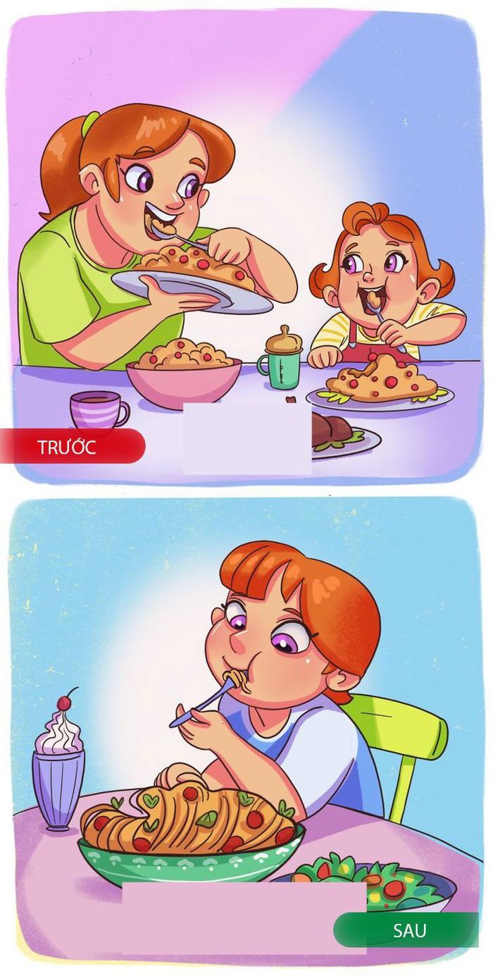 15 sai lầm trong ăn uống cha mẹ thường ép khiến trẻ lười ăn trong tương lai - Ảnh 6.