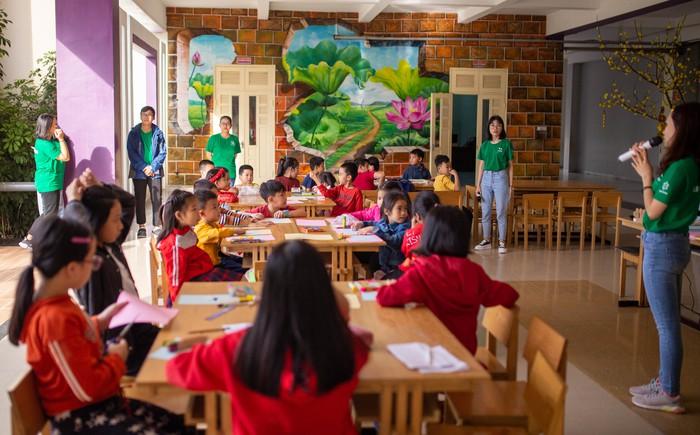 GIEO – Bảo vệ cuộc sống xanh bền vững - Ảnh 2.