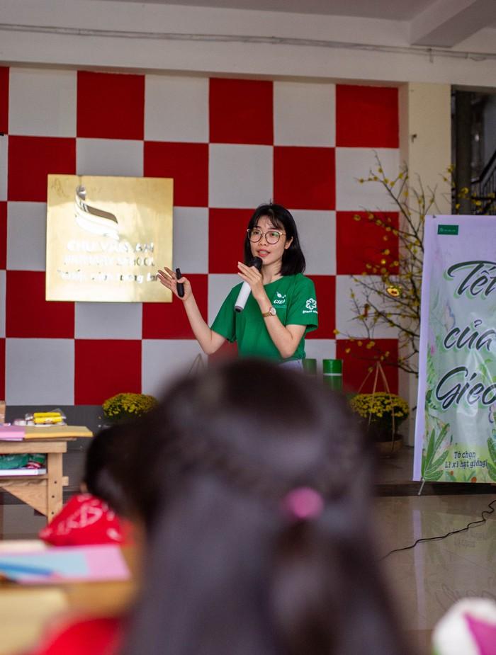 GIEO – Bảo vệ cuộc sống xanh bền vững - Ảnh 3.