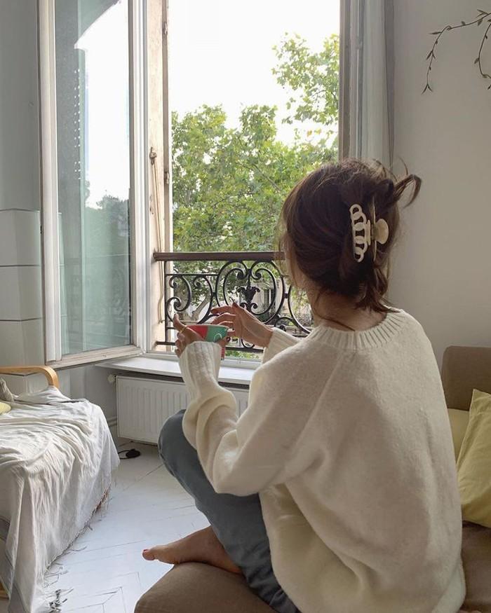 4 món phụ kiện tóc thời xưa ơi là xưa nhưng hè này diện lên lại sành điệu vô cùng - Ảnh 12.
