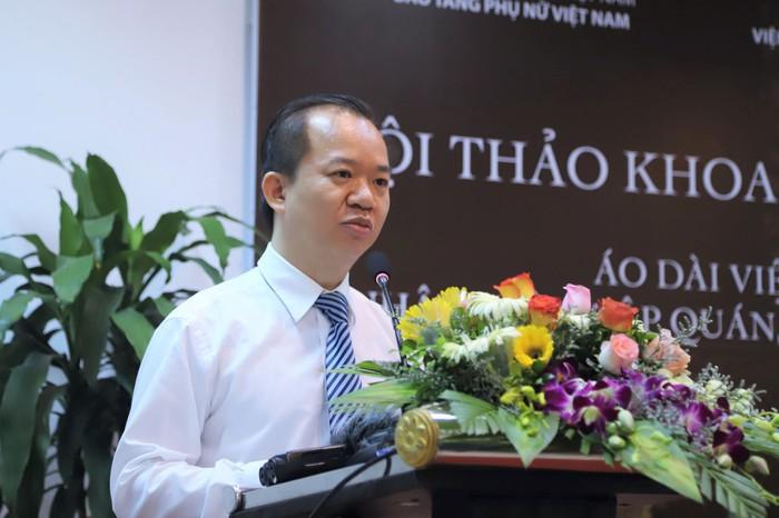 """Nhận diện đầy đủ giá trị áo dài qua hội thảo """"Áo dài Việt Nam: Nhận diện, tập quán, giá trị và bản sắc"""" - Ảnh 2."""