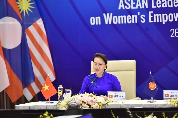 Thúc đẩy mạnh mẽ vai trò Lãnh đạo chính trị của phụ nữ trong một thế giới đang đổi thay nhanh chóng - Ảnh 2.