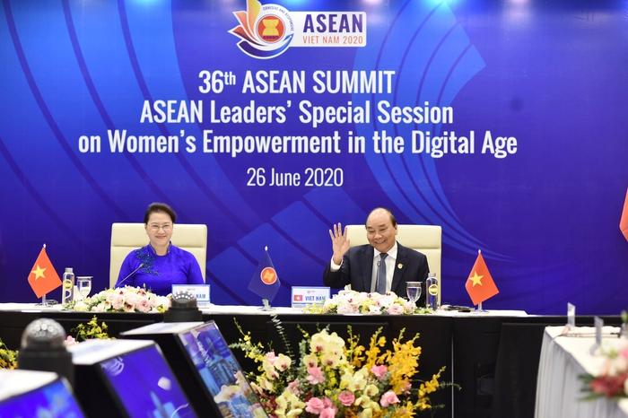Thúc đẩy mạnh mẽ vai trò Lãnh đạo chính trị của phụ nữ trong một thế giới đang đổi thay nhanh chóng - Ảnh 1.