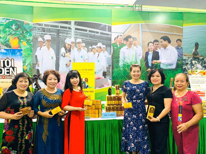 275 sản phẩm OCOP được thành phố Hà Nội công nhận  - Ảnh 5.
