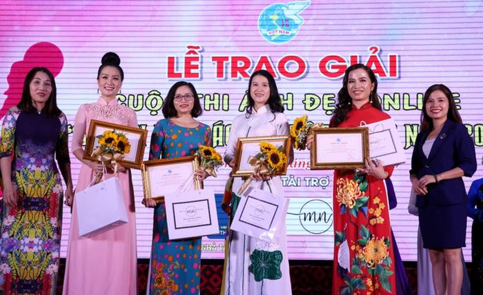Tôn vinh vẻ đẹp phụ nữ qua cuộc thi ảnh đẹp online 'Duyên dáng áo dài Việt Nam' - Ảnh 3.