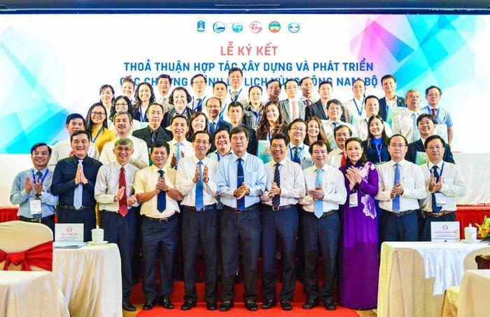 Du lịch Đông Nam Bộ liên kết để cùng phát triển - Ảnh 1.