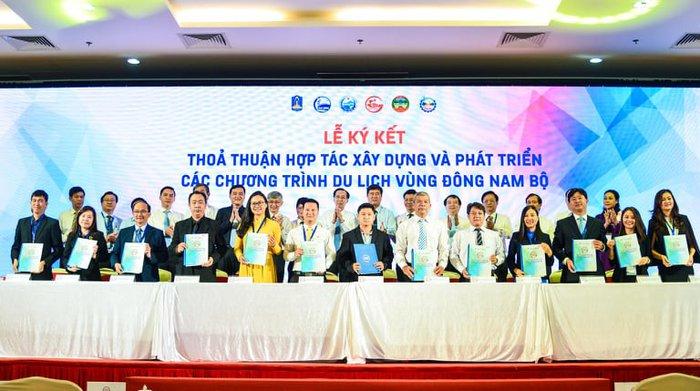 Du lịch Đông Nam Bộ liên kết để cùng phát triển - Ảnh 2.