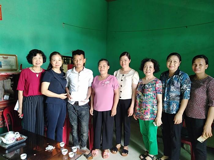 Hội LHPN tỉnh Bắc Giang: Lan tỏa yêu thương, chia sẻ cộng đồng - Ảnh 1.