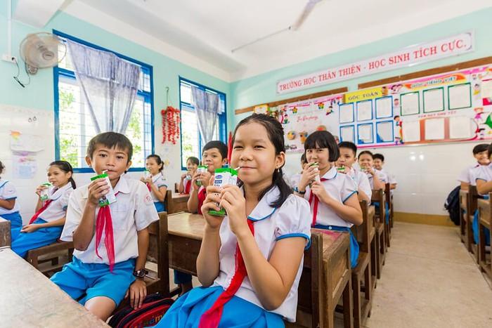 Thêm nhiều niềm vui đến lớp cho trẻ với giờ uống sữa học đường - Ảnh 9.