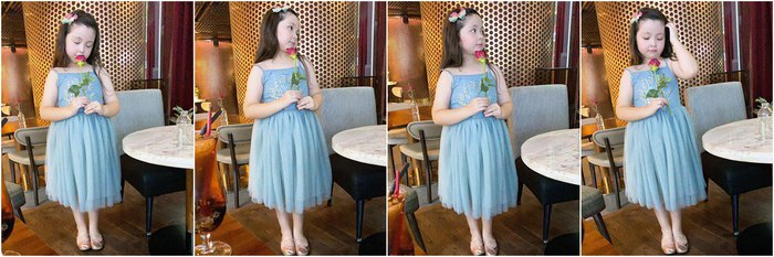 Lâu lắm Elly Trần mới khoe hình con gái, ai ngờ Cadie Mộc Trà đã điệu như nàng thơ - Ảnh 9.