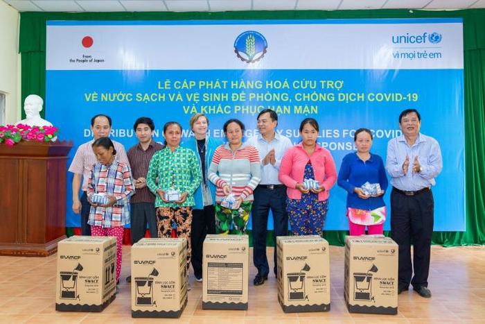 UNICEF cứu trợ hơn 100 quốc gia ứng phó với đại dịch COVID-19  - Ảnh 2.