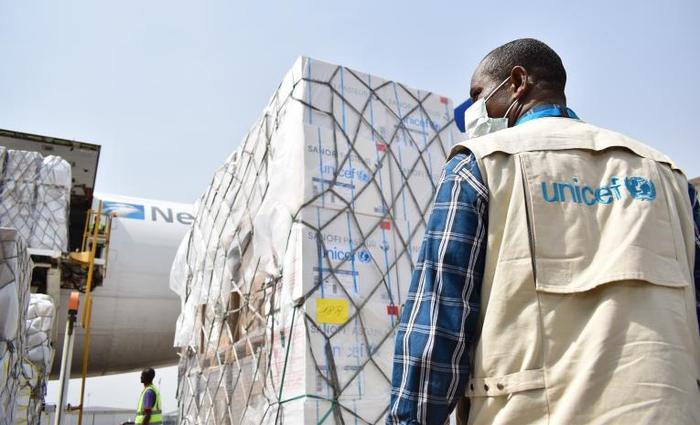 UNICEF cứu trợ hơn 100 quốc gia ứng phó với đại dịch COVID-19  - Ảnh 1.