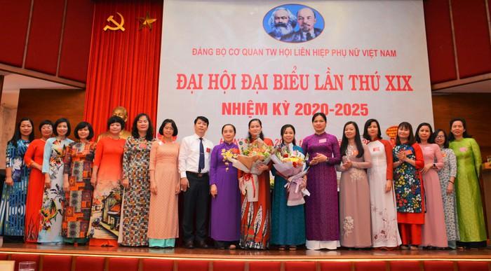 Đại hội đại biểu Đảng bộ cơ quan TƯ Hội LHPNVN lần thứ XIX thành công tốt đẹp - Ảnh 2.