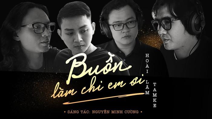 """Hậu ly hôn, Hoài Lâm hát """"Buồn làm chi em ơi""""  - Ảnh 2."""