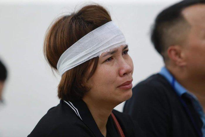 """Mẹ nam sinh chạy Grab bị sát hại ở Hà Nội: """"Hai kẻ sát hại con tôi, tử hình cũng không hết tội"""" - Ảnh 1."""