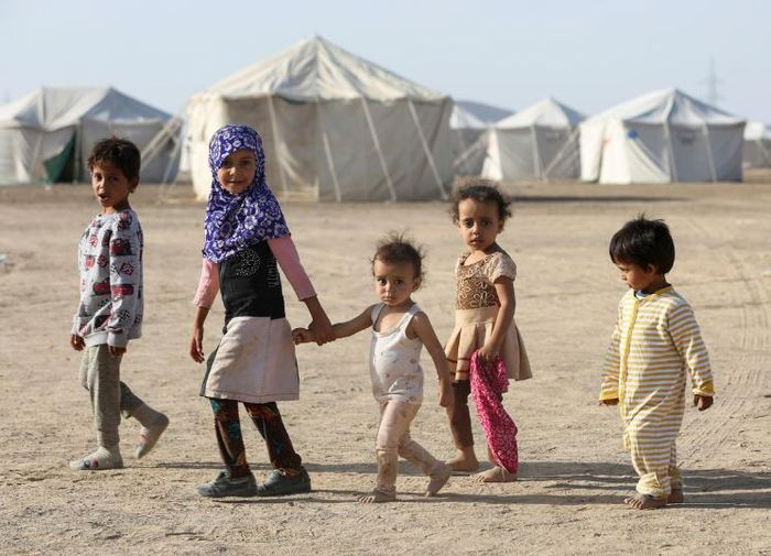 2,4 triệu trẻ em Yemen đối mặt với nguy cơ chết đói  - Ảnh 3.
