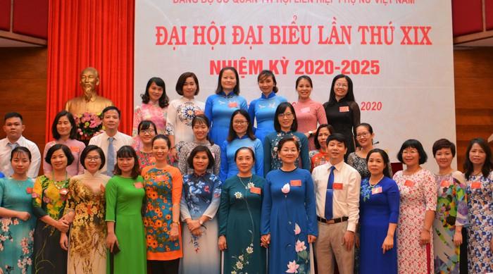 Khai mạc Đại hội đại biểu Đảng bộ cơ quan TƯ Hội LHPN Việt Nam lần thứ XIX - Ảnh 5.