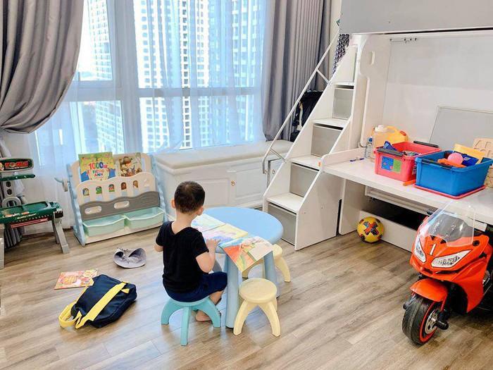 Khoe con trai biết làm việc nhà, Ly Kute tiết lộ chuyện nuôi dạy con cực khéo - Ảnh 3.