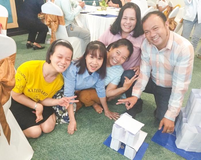 Hội LHPN Việt Nam tập huấn cho phụ nữ miền Trung khởi nghiệp  - Ảnh 3.