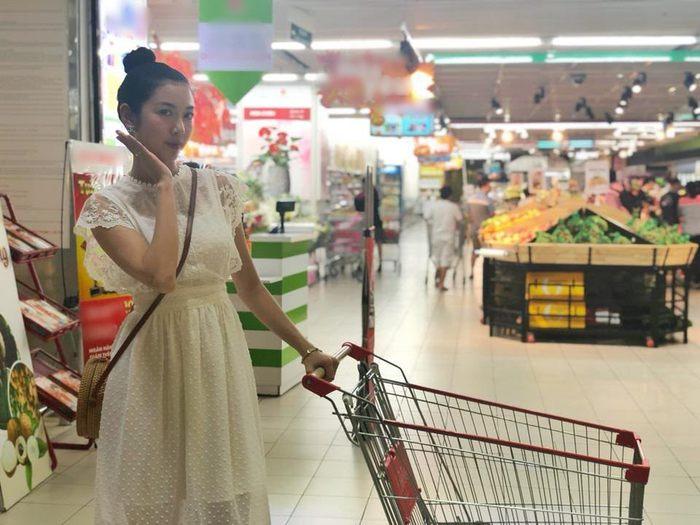 """Sắp làm dâu gia đình """"trâm anh thế phiệt"""", Thuý Vân liên tục khoe trình vào bếp đảm đang - Ảnh 5."""
