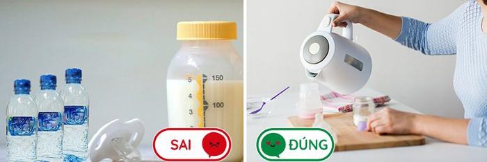 Bé 5 tháng tuổi nhập viện khẩn cấp vì bà dùng thứ nước này pha sữa công thức - Ảnh 3.