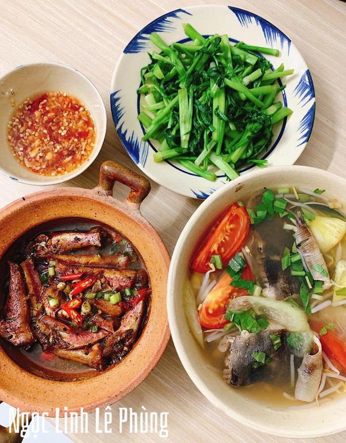9X Gia Lai nấu đủ 3 món ngon/bữa, dân mạng đòi đến ở cùng - Ảnh 2.