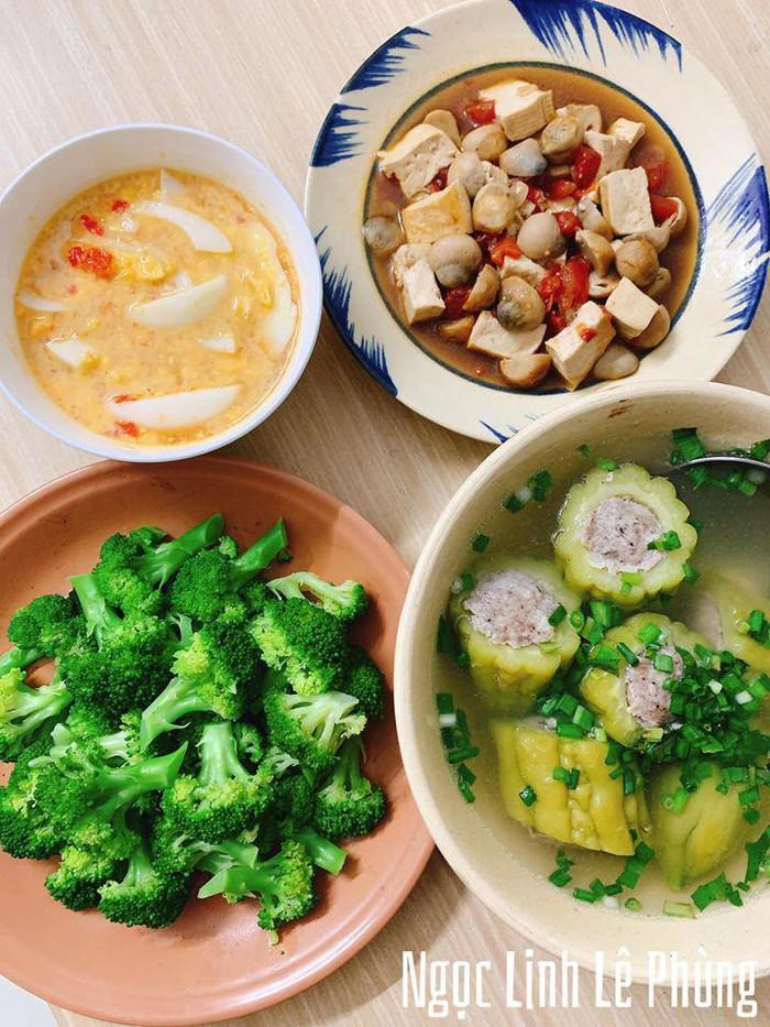 9X Gia Lai nấu đủ 3 món ngon/bữa, dân mạng đòi đến ở cùng - Ảnh 6.