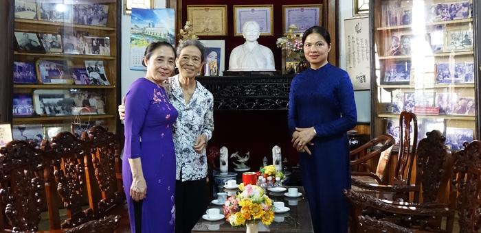 Lãnh đạo Hội LHPN Việt Nam tri ân các lãnh đạo hội tiền nhiệm - Ảnh 2.