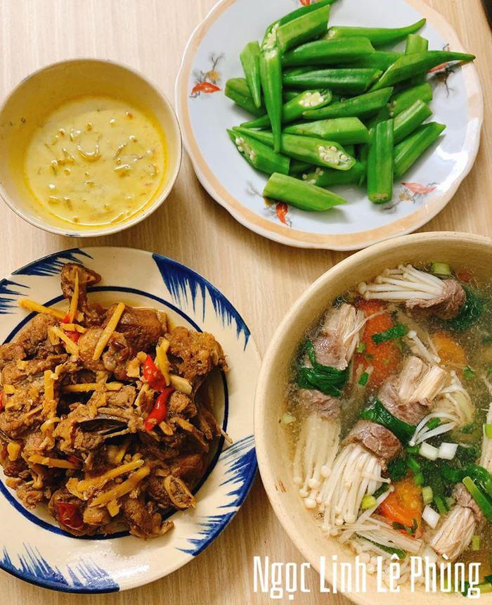 9X Gia Lai nấu đủ 3 món ngon/bữa, dân mạng đòi đến ở cùng - Ảnh 9.