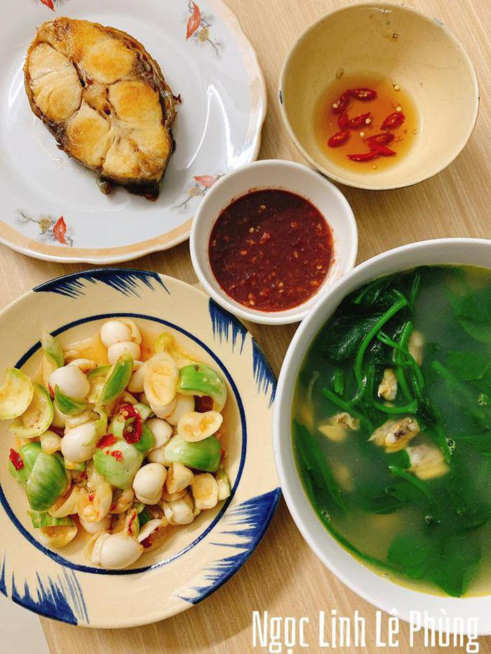 9X Gia Lai nấu đủ 3 món ngon/bữa, dân mạng đòi đến ở cùng - Ảnh 5.