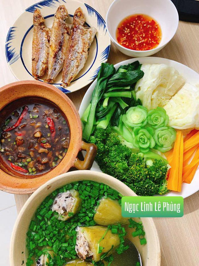 9X Gia Lai nấu đủ 3 món ngon/bữa, dân mạng đòi đến ở cùng - Ảnh 8.