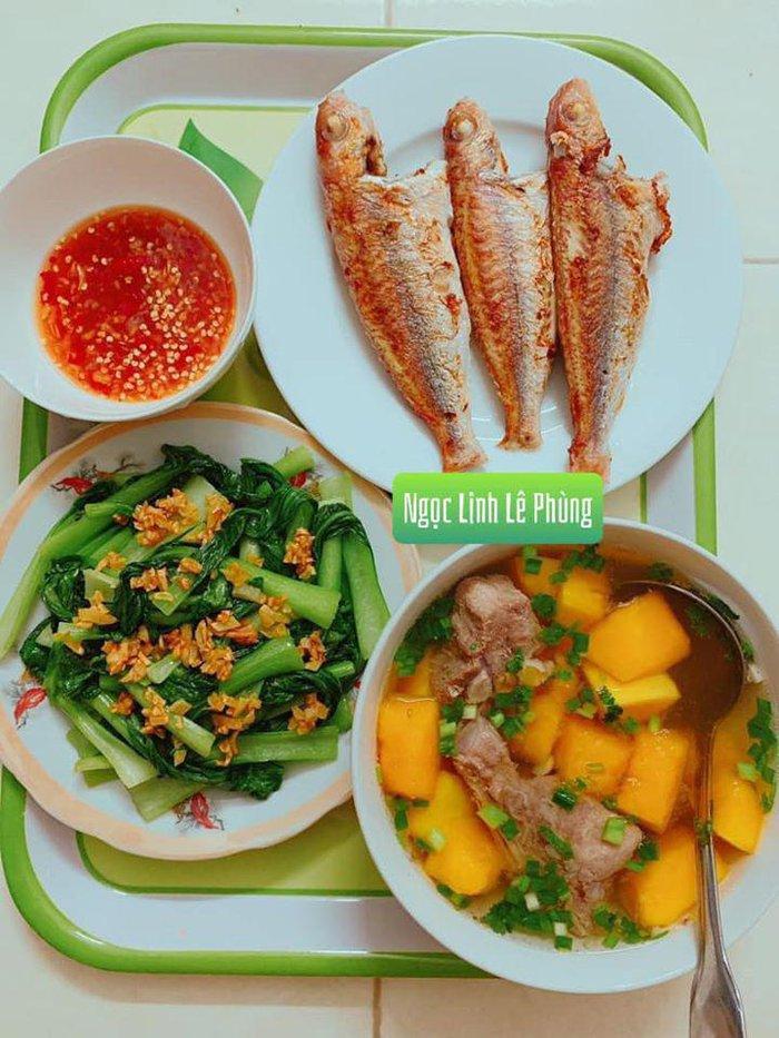 9X Gia Lai nấu đủ 3 món ngon/bữa, dân mạng đòi đến ở cùng - Ảnh 13.