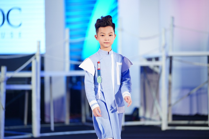 """NSND Lan Hương ngồi """"ghế nóng"""" Vietnam Top Fashion & Hair 2020 - Ảnh 6."""
