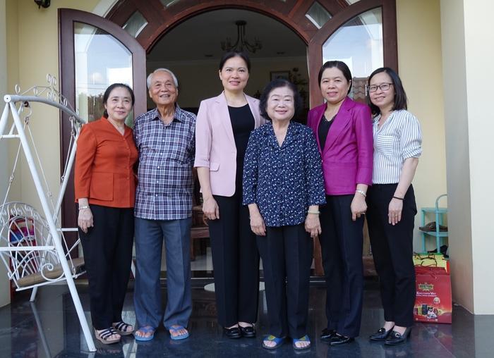 Lãnh đạo Hội LHPN Việt Nam thăm nguyên lãnh đạo Nhà nước, Chính phủ - Ảnh 3.