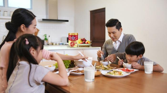 Sản phẩm được chứng nhận lâm sàng giúp trẻ suy dinh dưỡng, thấp còi tăng cân sau 3 tháng