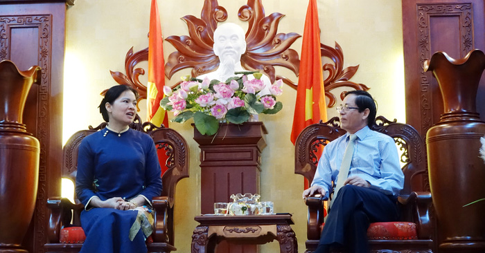 Tỉnh Tây Ninh sẽ cùng Hội LHPN Việt Nam tôn tạo Khu tưởng niệm Hội LHPN Giải phóng miền Nam - Ảnh 3.