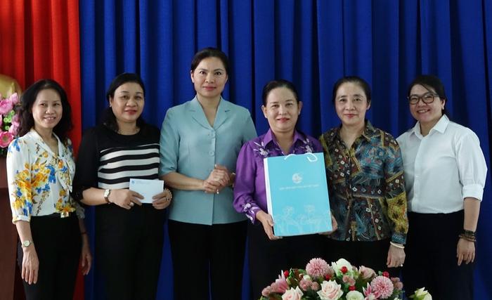 Tỉnh Tây Ninh sẽ cùng Hội LHPN Việt Nam tôn tạo Khu tưởng niệm Hội LHPN Giải phóng miền Nam - Ảnh 7.
