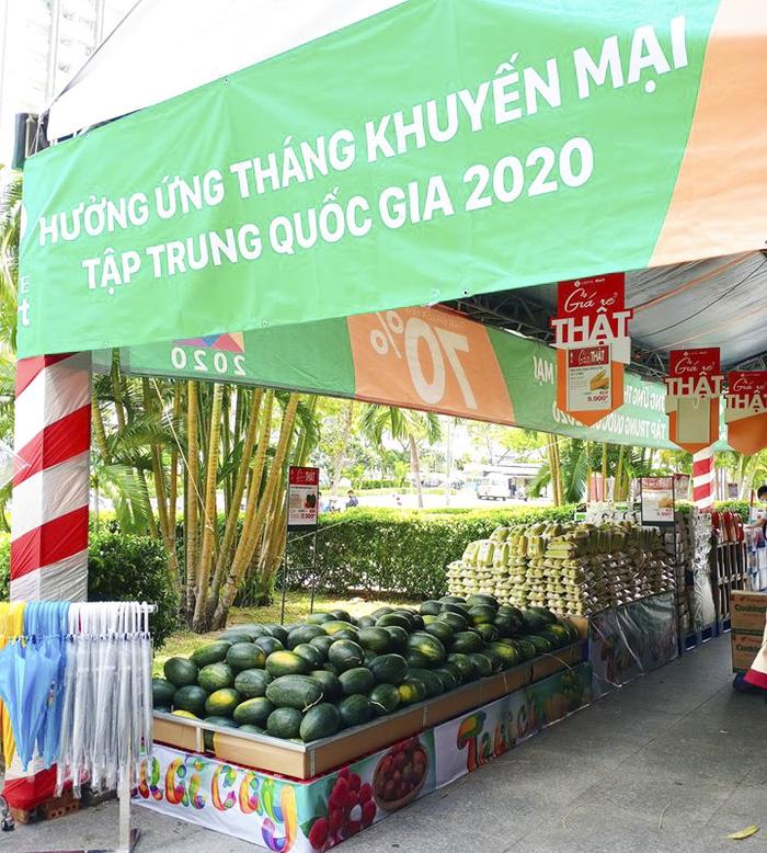 Check-in những siêu thị nhiều ưu đãi nhất trong tháng khuyến mại tập trung quốc gia 2020  - Ảnh 1.